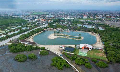 Wisata Bali Wake Park